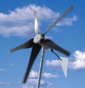 Powerguard offers market leading Wind Turbine