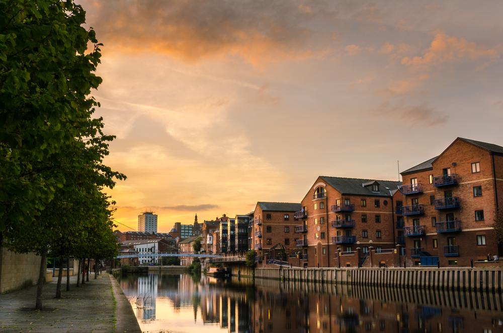 Fleet Management Software >> River Aire natural flood management - UK Construction Online