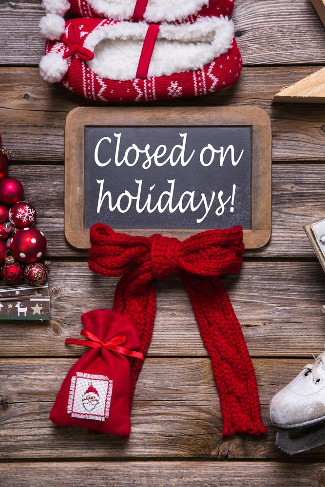 Plan for a Successful Shutdown this Christmas