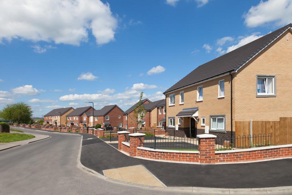 Affordable housing slows - UK Construction Online